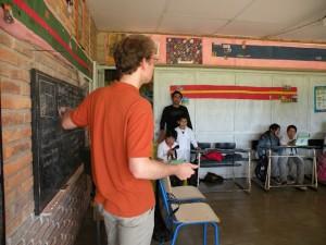 Ecole rurale en Uruguay / OLPC