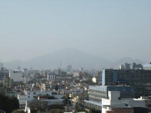 Lima et les Andes
