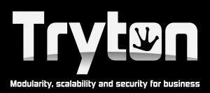 Sticker Tryton